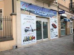 Vespa Corse Location Ajaccio