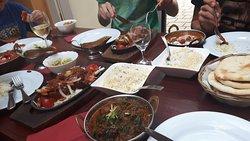 Mirchi indisches Restaurant
