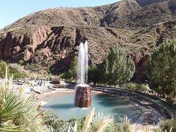 Parque de Agua Termas Cacheuta