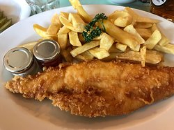 Amazing Fish & Chips in Camden Town