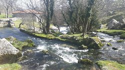 Nacimiento del Rio Gandara