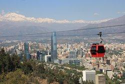 Teleférico Santiago