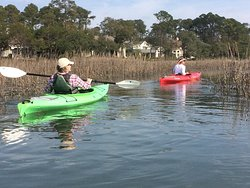 Water-Dog Outfitter Kayaking and Biking Tours