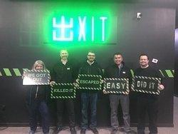 Exit PG