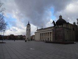 Vilnius Cathedral Square