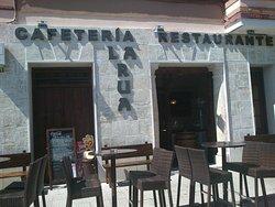 Cafeteria - Restaurante La Rua