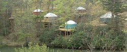 Wildwater Chattooga Lodging