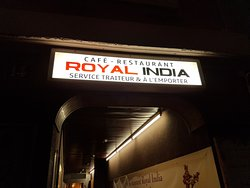 Restaurant Royal India