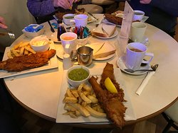 C.J.'s Fish and Chips