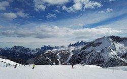 San Pellegrino-Falcade Ski Resort