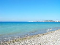 Ialysos beach