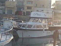 Gita in Barca Con la Pina
