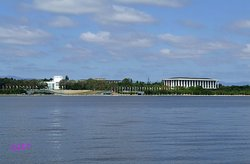 Lake Burley Griffin Cycling Loops