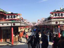Nakamise Shopping Street (Kaminarimon)