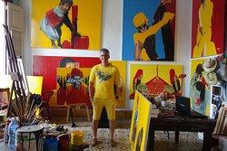 Torres Art Studio