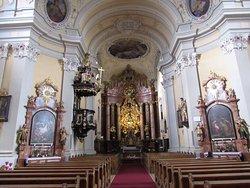 Postlingbergkirche Wallfahrtsbasilika Sieben Schmerzen Maria