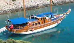 Saint Mary Cesme Boat Tour