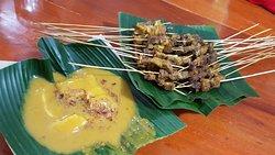 Sate Padang Mak Syukur
