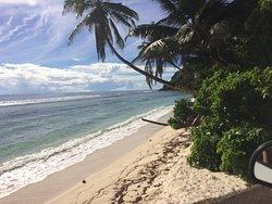 Baie Lazare Public Beach
