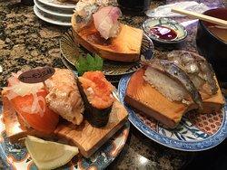 Kaiten Sushi Hokkaido Kaike