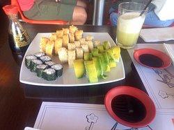 Sushi Home Beach