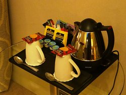 Hilton Edinburgh Grosvenor - #163 Junior Suite