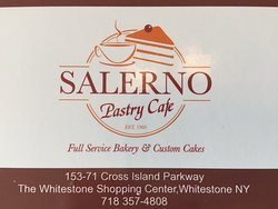 ‪Salerno Pastry Cafe‬