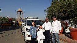 Kumar Tourist Taxi Service new Delhi India