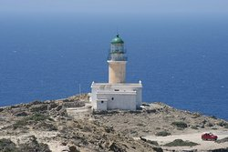 Lighthouse Prasonisi