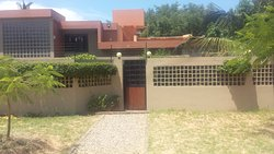 Chilatana Guest house front view