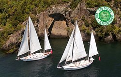 Sail Barbary - Eco Sailing Taupo