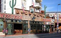 Western Saloon