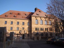 Nuremburg Trial Courthouse