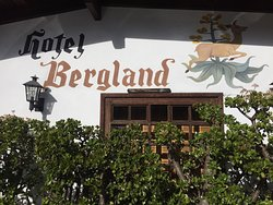 Hotel Bergland Restaurant