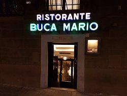 Ristorante Buca Mario