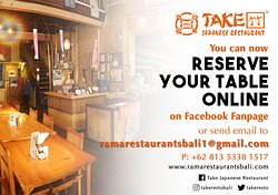 Take I Japanese Restaurant