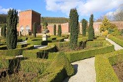 Hopton Hall Gardens