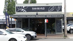 Raw & Wild Market Cafe