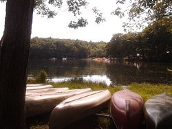 Mt. Gretna Lake & Beach