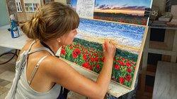 "Mosaic Art School ""Luciana Notturni"""
