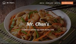 Mr Chan's