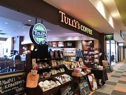 Tully's Coffee Mitsui Outlet Park Sapporo Kita Hiroshima