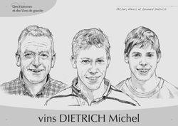 Vins d'Alsace Famille Dietrich