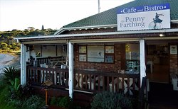 ‪The Penny Farthing Cafe & Bistro‬