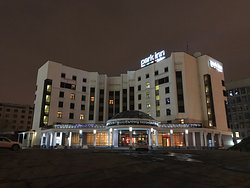 Park Inn by Radisson Ekaterinburg Hotel