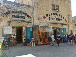 olive wood factory and blessings gift shop