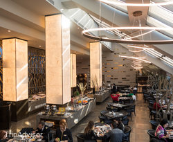 Restaurant at the Ankara Hilton SA