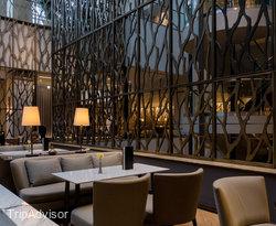 Lobby at the Ankara Hilton SA