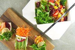 Nosh  Healthy Kitchen Restaurant