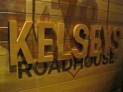 Kelsey's should corner the word Konsistency for service and meals!